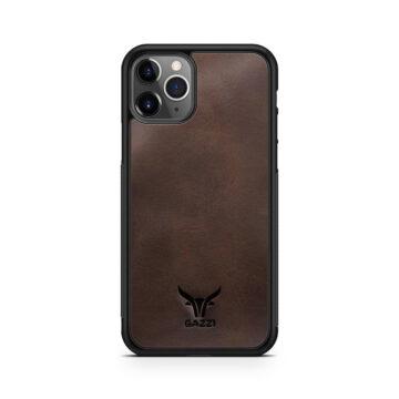 GAZZI_Case_iPhone_11_Pro_Vintage_Braun