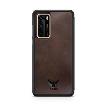 Gazzi_Case_Huawei_P40_Vintage_Braun